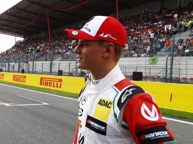Mick Schumacher, Ross Brawn