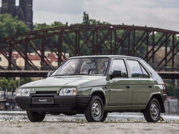 Skoda Favorit (1987-1994)