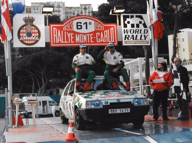 Skoda Favorit F 2 Rallye (1993)