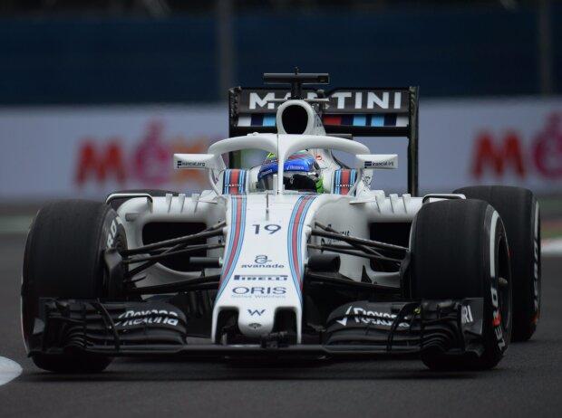 Felipe Massa mit Halo