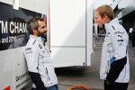 Timo Glock (RMG-BMW) und Maxime Martin (RBM-BMW)