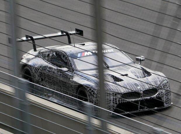 Martin Tomczyk im BMW M8 GTE