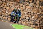 Valentino Rossi vor Andrea Iannone