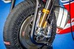 verkleidete Carbon-Bremse