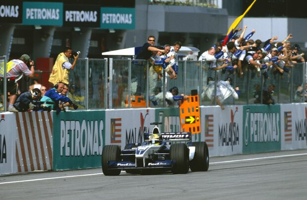 Ralf Schumacher Williams Williams Martini Racing F1 ~Ralf Schumacher ~
