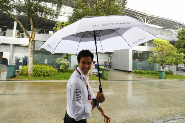 Toto Wolff  ~Toto Wolff ~
