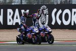Alex Lowes und Michael van der Mark