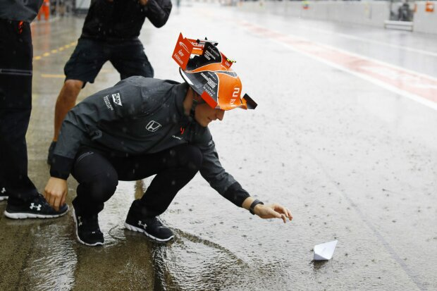 Stoffel Vandoorne McLaren McLaren Honda F1 ~Stoffel Vandoorne (McLaren) ~