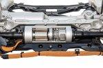 Porsche Dynamic Chassis Control (PDCC) mit Wankstabilisierung