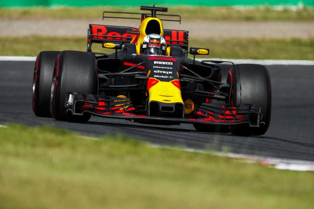 Daniel Ricciardo Red Bull Red Bull Racing F1 ~Daniel Ricciardo (Red Bull) ~