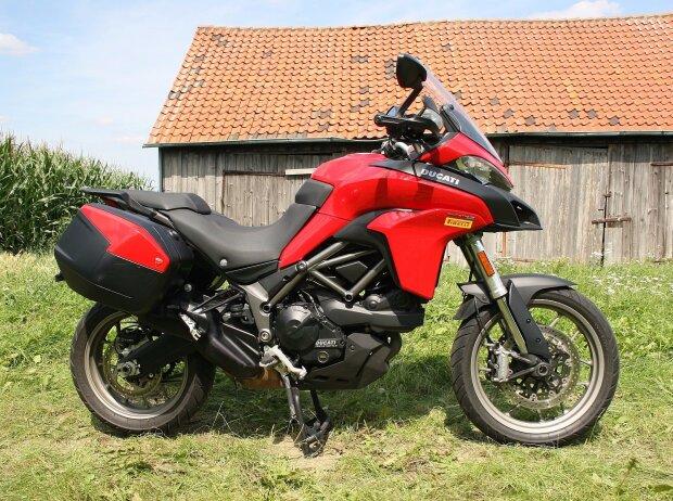 Ducati Multistrada 950 Touring 2017