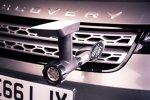 Land Rover Discovery von Starkoch Jamie Oliver: Nebenabtrieb mit Nudelmaschine