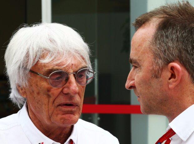 Bernie Ecclestone, Paddy Lowe