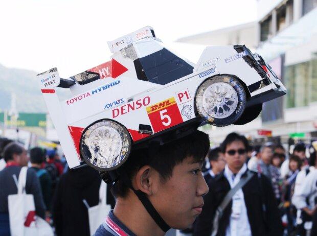 Japan Fans Toyota