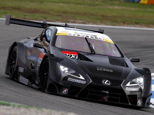 Heikki Kovalainen (Lexus)