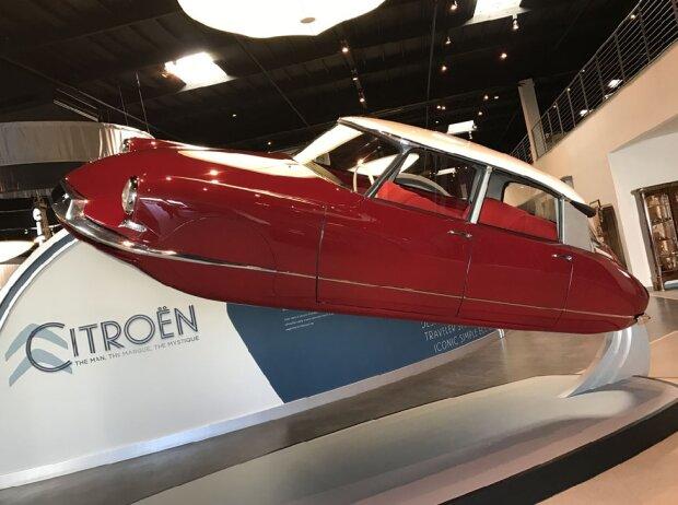 Citroën-Ausstellung Mullin Museum