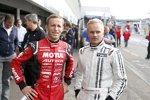 Ronnie Quintarelli und Heikki Kovalainen