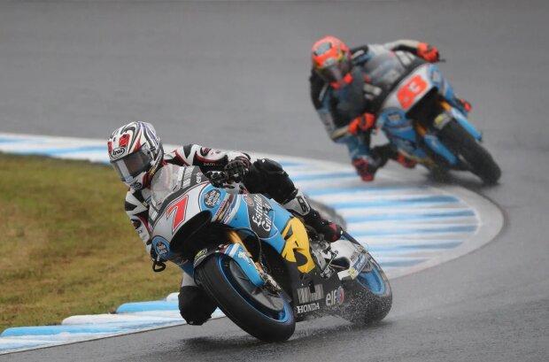 Hiroshi Aoyama Marc VDS Marc VDS MotoGP ~Hiroshi Aoyama und Tito Rabat (Marc VDS) ~