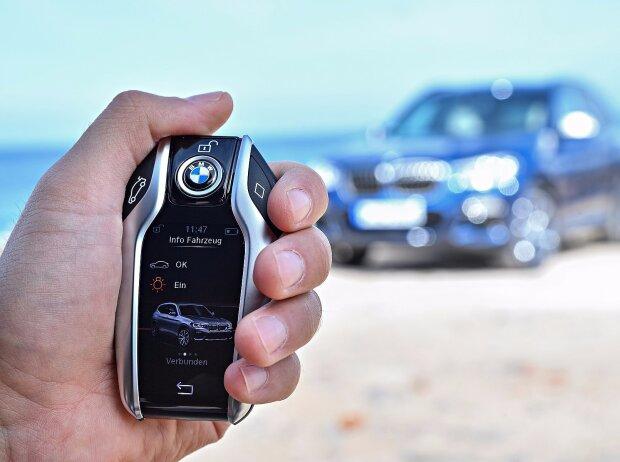 BMW X3 M40i Zündschlüssel