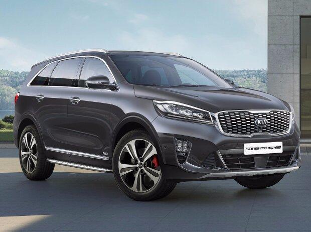 Kia Sorento Facelift 2018 Ab sofort in Deutschland bestellbar