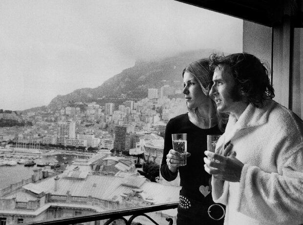 Jackie Stewart, Helen Stewart