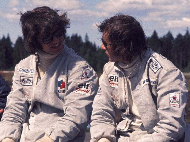 Jackie Stewart, Francois Cevert