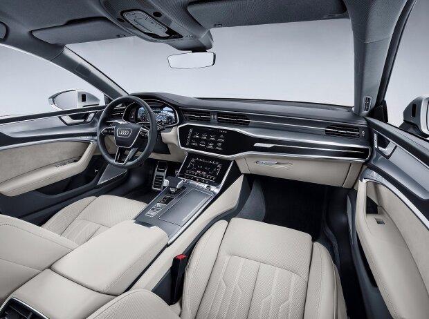 Innenraum Audi A7 Sportback 2018