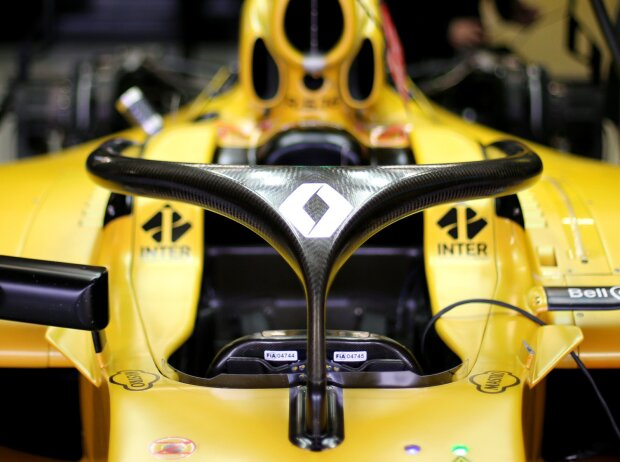 Halo bei Renault