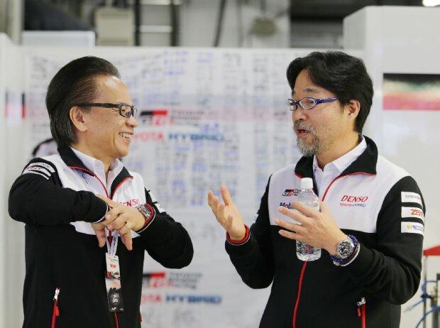 Tomoyama und Murata