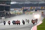 MotoGP Start in Sepang