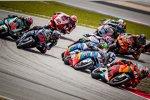 Moto2-Start in Sepang