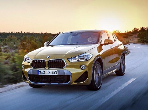 BMW X2 M Sport X  2018
