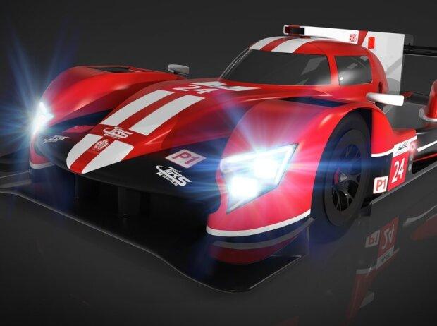 Manor-Ginetta LMP1