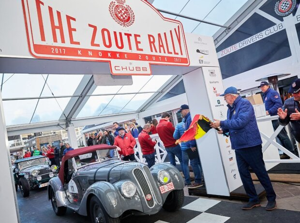 Zoute Rally 2017