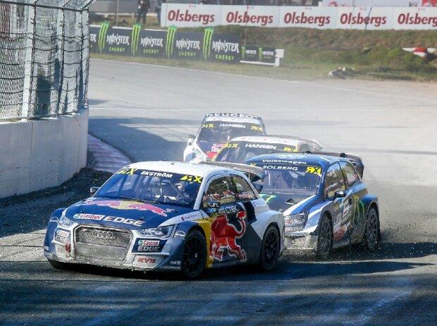 Mattias Ekström, Petter Solberg
