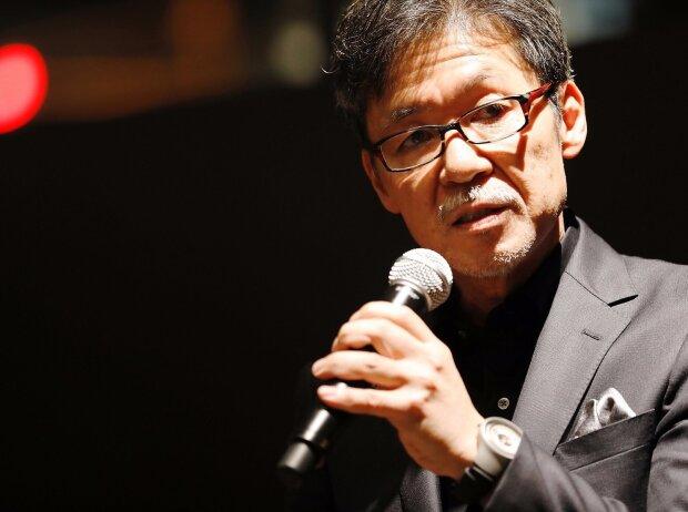 Mazda-Chefdesigner Ikuo Maeda