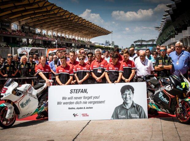 Gedenken an Stefan Kiefer