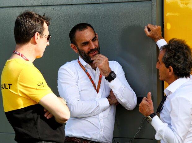 Cyril Abiteboul, Alain Prost