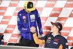 Valentino Rossi und Marc Marquez