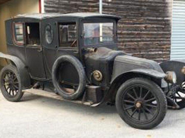 Renault Typ CC 1911