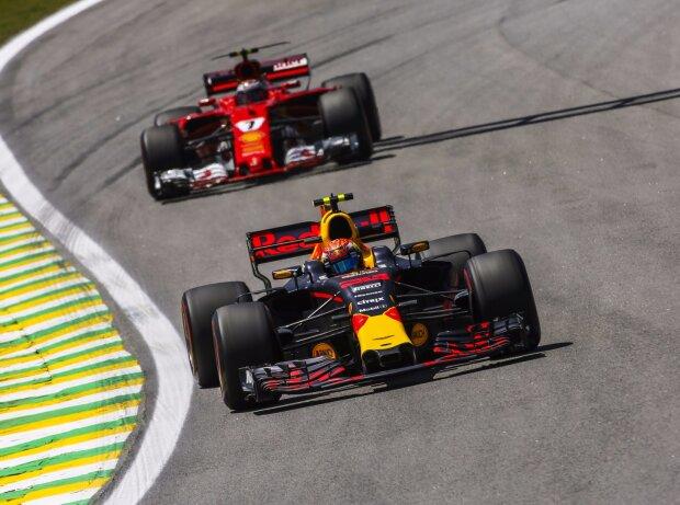 Max Verstappen, Kimi Räikkönen