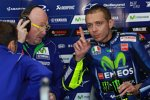 Silvano Galbusera und Valentino Rossi