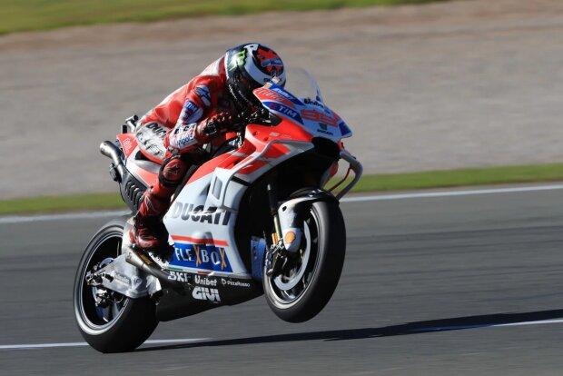 Jorge Lorenzo Yamaha Yamaha Factory Racing MotoGPDucati Ducati Superbike ~Jorge Lorenzo (Ducati) ~