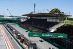 Pierre Gasly (Toro Rosso), Marcus Ericsson (Sauber) und Lance Stroll (Williams)