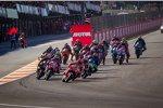 MotoGP-Start in Valencia