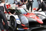 Thomas Laurent (Toyota) und Mike Conway (Toyota)