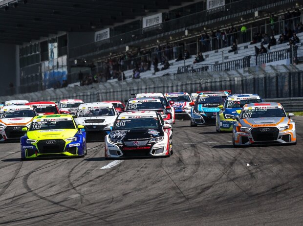 TCR Germany, Start