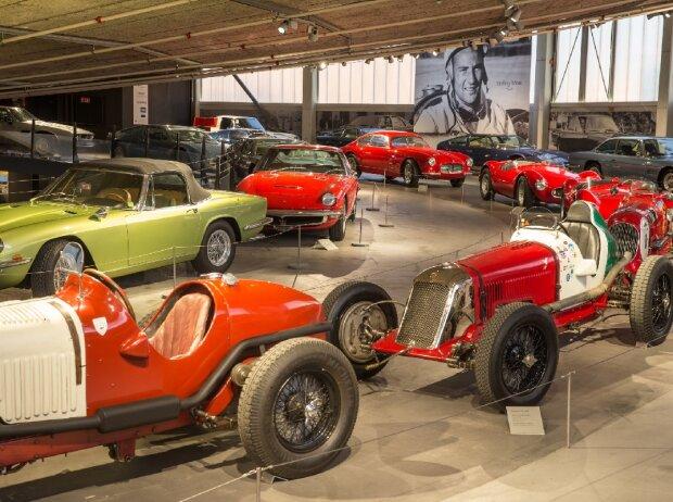 Maserati im Pantheon Basel