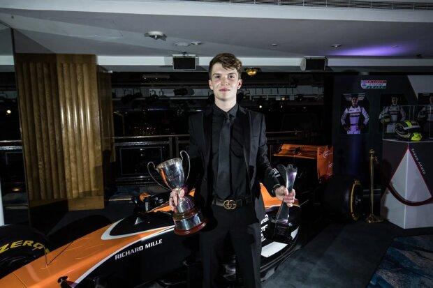 Daniel Ticktum McLaren McLaren Honda F1 ~Daniel Ticktum ~