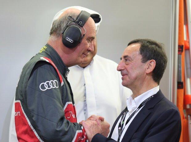 Wolfgang Ullrich und Pierre Fillon